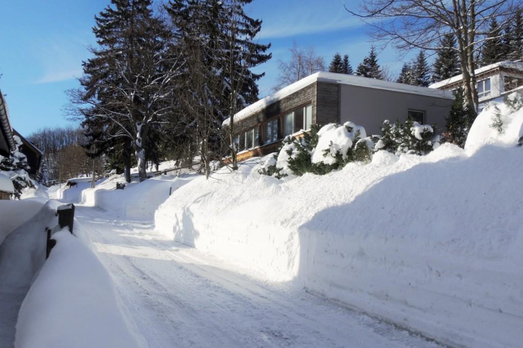 Außenansicht –Winter